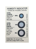 5%10%60% 3 Dots Normal Humidity Indicator Strips