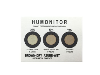 HIC Humidity Indicator Card